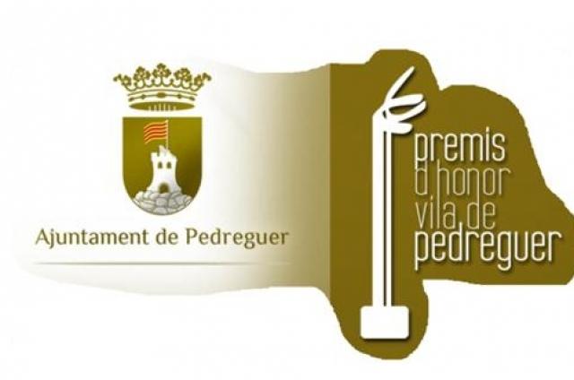 XXVIII PREMIS D'HONOR VILA DE PEDREGUER - 2019  CONFERÈNCIA  Fundació Cirne