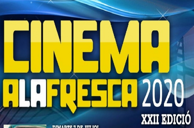CINEMA A LA FRESCA XXII edició. Alguien voló sobre el nido del cuco