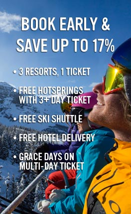 Book early and save up to 17%