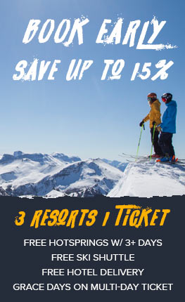 Book Early - Save up to 15%