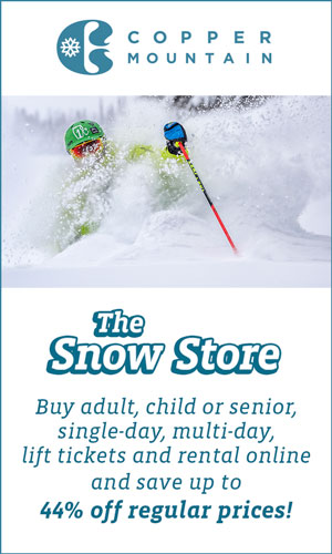 The Snow Store - 44% off regular prices!