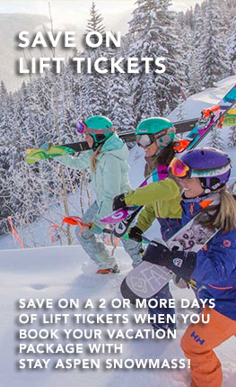 Save on lift tickets