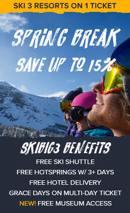 Spring Break - Save up to 15%