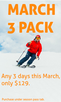 March 3 pack