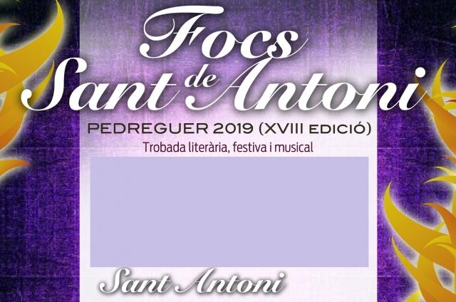 SANT ANTONI 2019., Concentració i benedicció dels animals