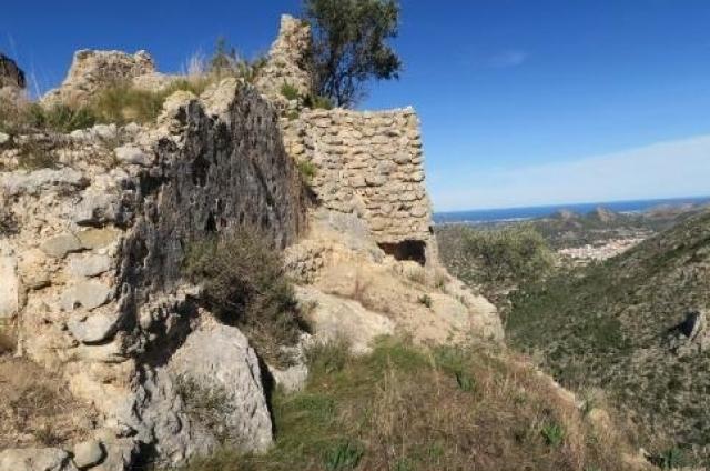 XERRADA INFORMATIVA. Consolidació estructural del castell de l'Ocaive