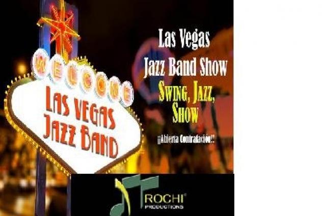 XVI PEDREGUERJAZÇ. Las Vegas Jazz Band