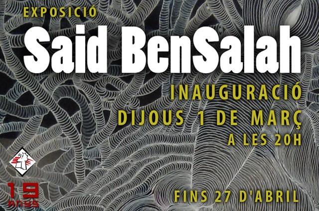 EXPOSICIÓ SAID BENSALAH