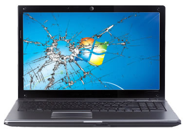 Laptop Screen Replacement, Laptop Screen Repair, Cracked Laptop Screen, Cracked Laptop Screen Replacement