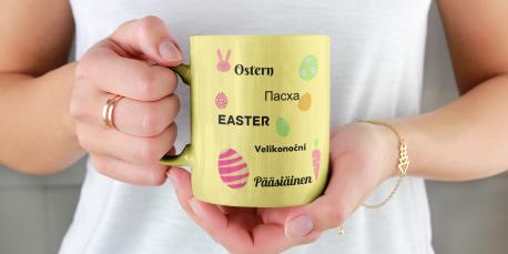 Ostern – so bunt wie die Welt