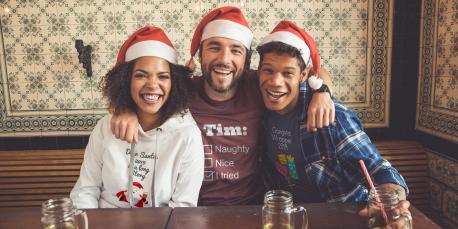 Witzige Weihnachten im neuen Christmas Hoodie