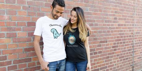 Wie lange dauert es, ein T-Shirt zu gestalten?