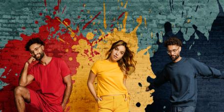Das verraten T-Shirt Farben (nicht) über Dich