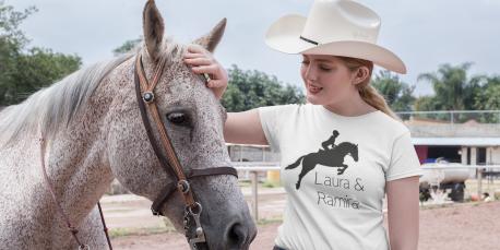 Pferde vernarrt