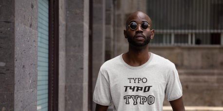 7 Easy Ways of Putting the Tee in Typography Shirts