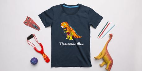 Help! My Kid Wants a Custom Dinosaur