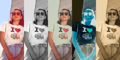 Sieh's mal anders – Style Deine Fotogeschenke mit unseren neuen Filtern