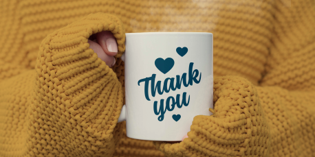 It's National Thank You Day!