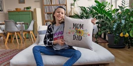 Geschenk zum Muttertag oder Vatertag? Frag Anton!
