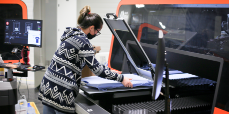 The right print for your business: digital printing