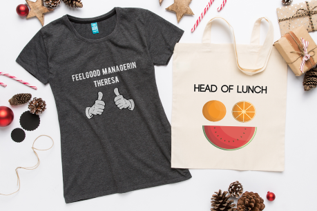 10 Custom Christmas Gifts for Employees