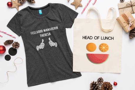 10 persönliche Weihnachtsgeschenke für Mitarbeiter