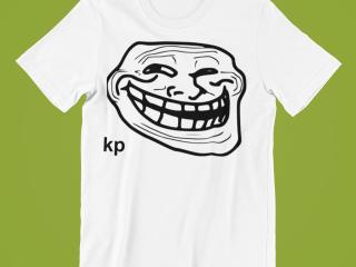 T-Shirt Kein Plan