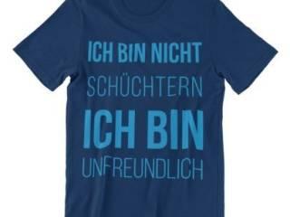 Lustiges T-Shirt mit Spruch