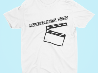 Customized t-shirt for palentine