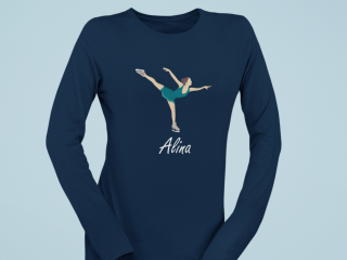 Longsleeve with personalized design
