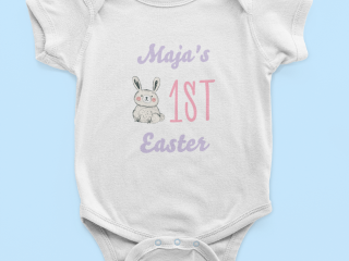 Baby Bodysuit with customized Design