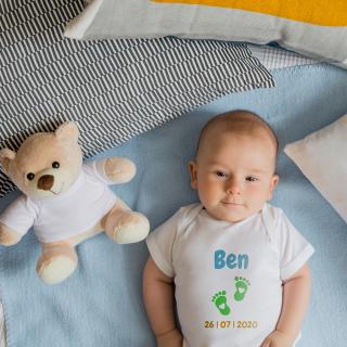 Die 5 buntesten Baby-Designs