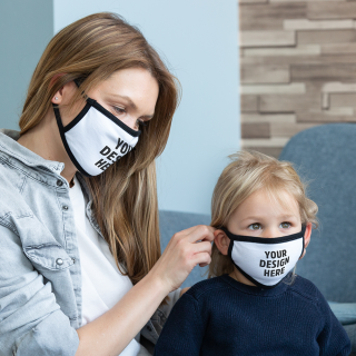 7 Ways to Show Face with Custom Masks