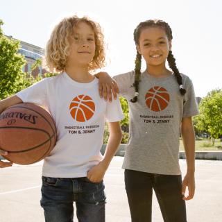 Custom Gifts for Basketball Fans