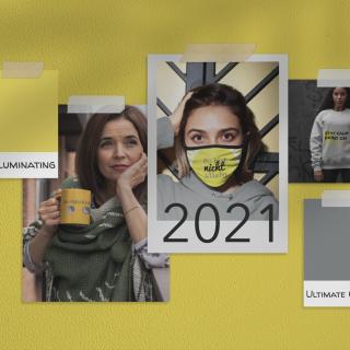 Pantone Farben des Jahres 2021: Gemeinsam statt einsam