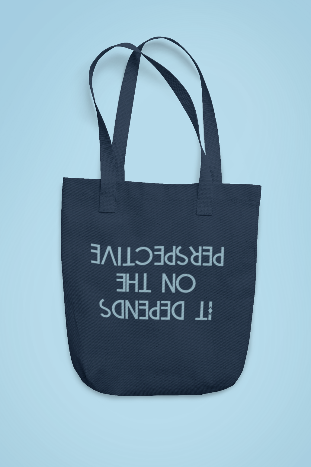 Customized tote bag as a Christmas Gift