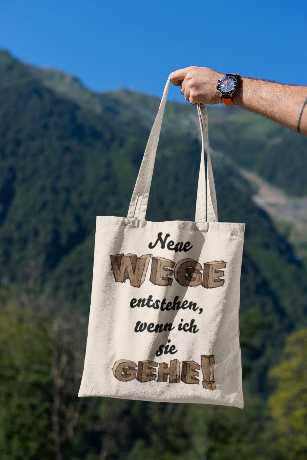 #personalisierte Tasche