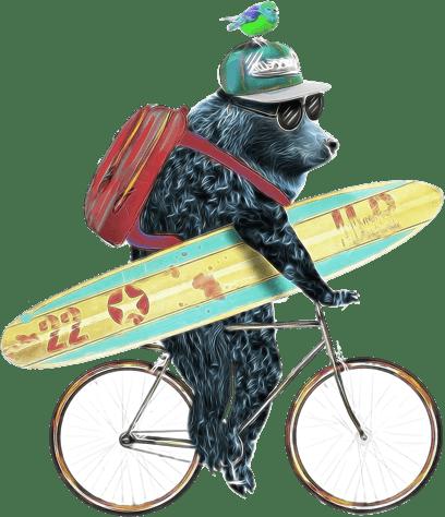 SF mascot