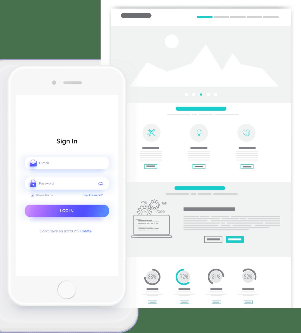 build unique projects