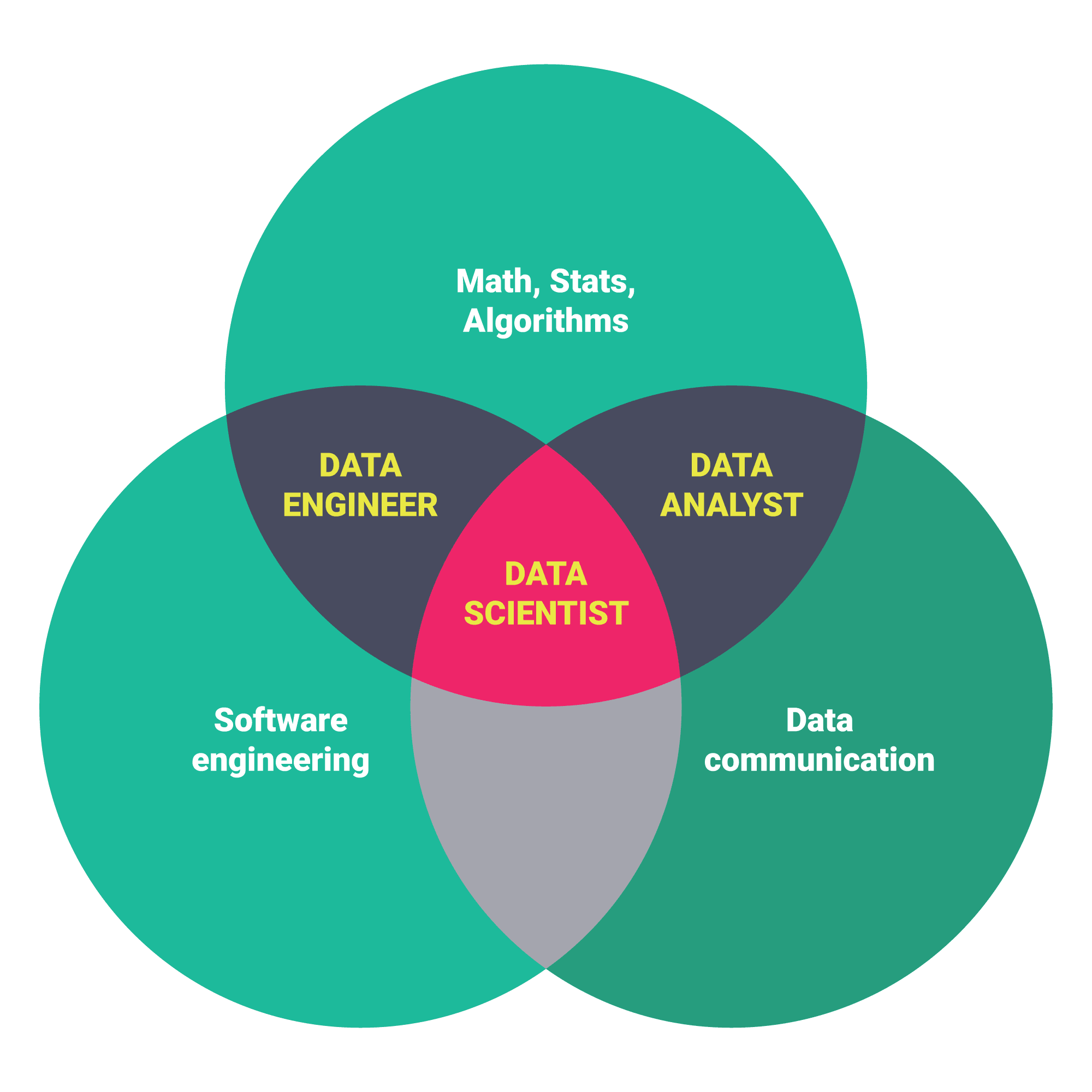 Data Science Career Paths: Different Roles | Springboard Blog