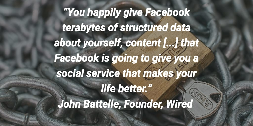 Data Quotes on Data and Privacy