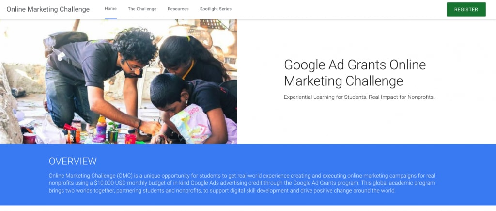 google marketing course