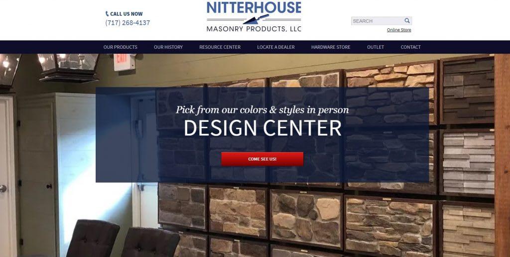 nitterhouse nav bar