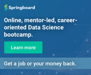 Data Engineer vs  Data Scientist | Springboard Blog