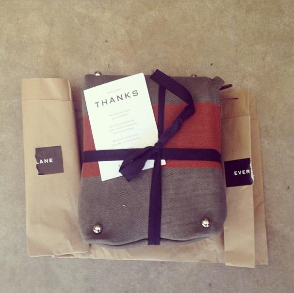 Everlane's boxing