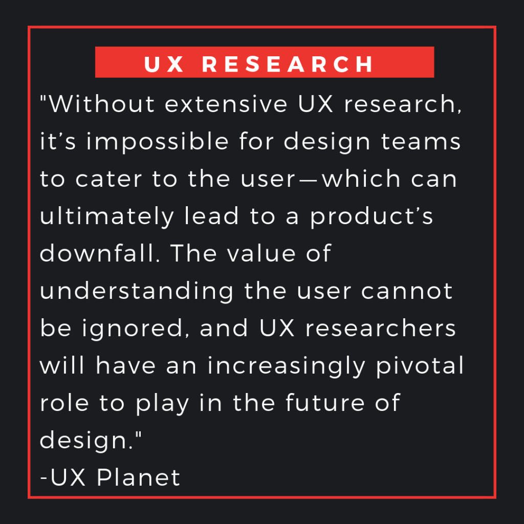 What is UX research?