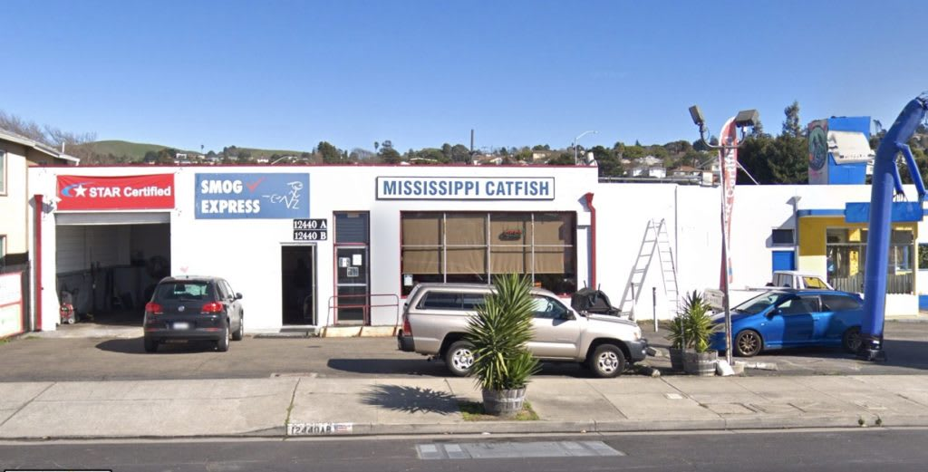 Mississippi Catfish in Richmond, CA