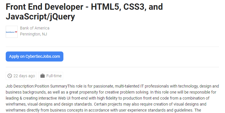 best programming language for cybersecurity: HTML