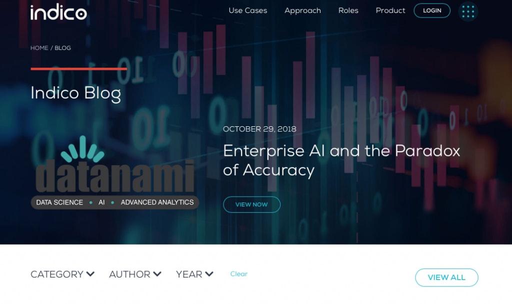 40 Must-Read AI / Machine Learning Blogs | Springboard Blog