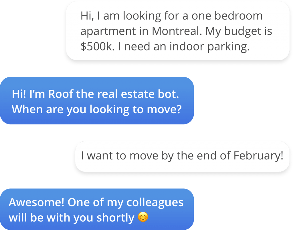 roof ai chatbot